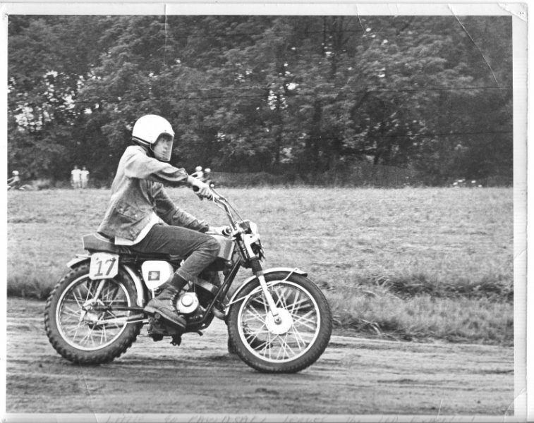 Jeff Conboy 1969 Walden My 2nd race