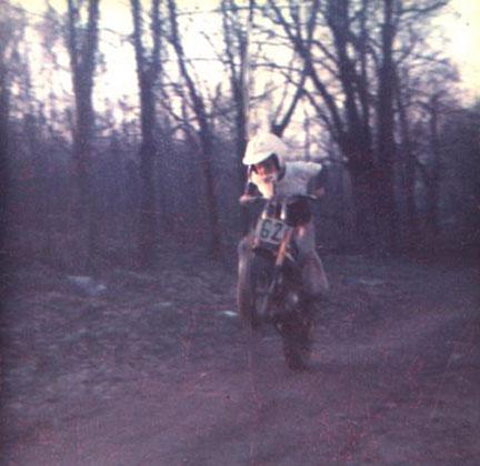 1972 Backyard - Art Hussey