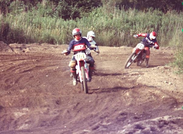 Tag Skinner, Rich Coon, Mike Boucher 1976 Millerton