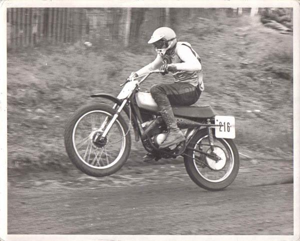 Bill Pollard 1971 Millerton