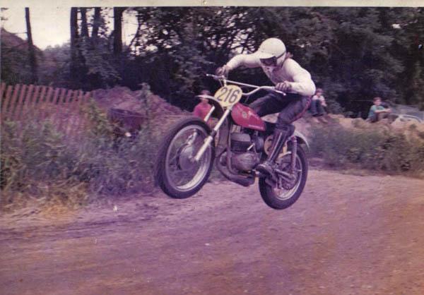 Bill Pollard 1972 Modena