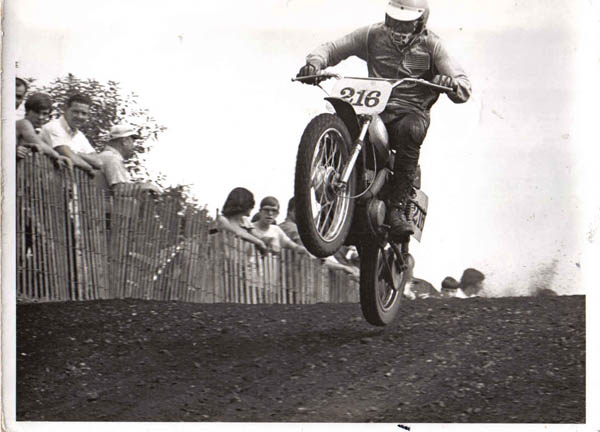 Bill Pollard 1971 Monticello